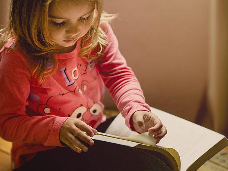 Lecturas para niños pequeños