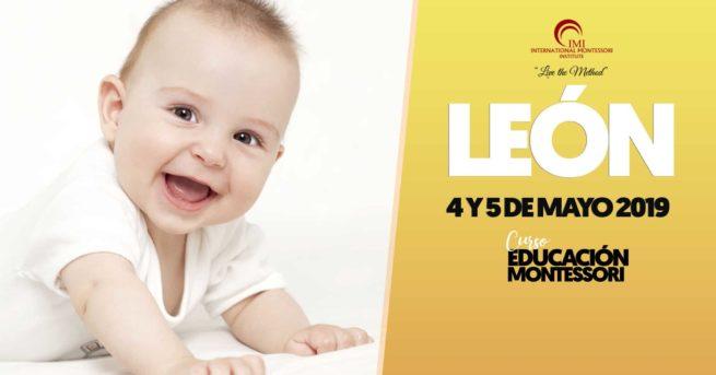 Curso en educación Montessori en LEÓN 1