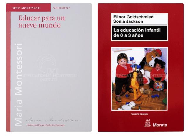 Libros Montessori 1