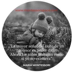 10 Frases de Maria Montessori 2
