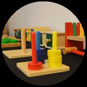 Experimentos en Montessori 1