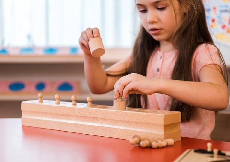 Atención en el Ambiente Montessori