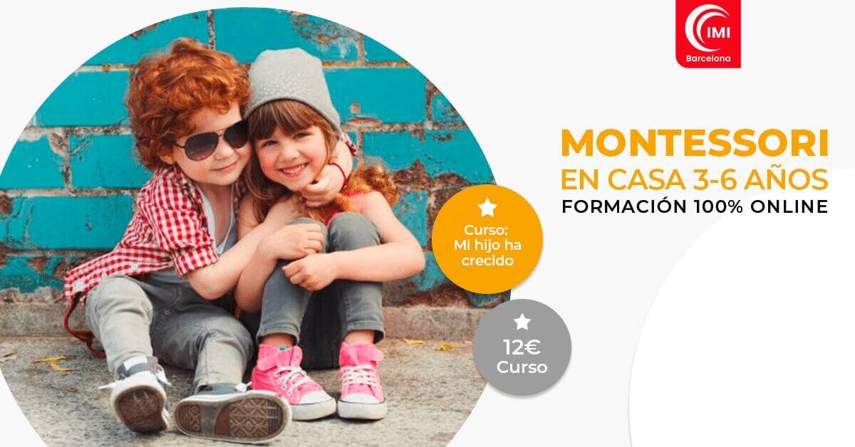 Montessori en casa - etapa de 3 a 6 años 5