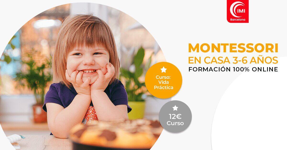 Montessori en casa - etapa de 3 a 6 años 3