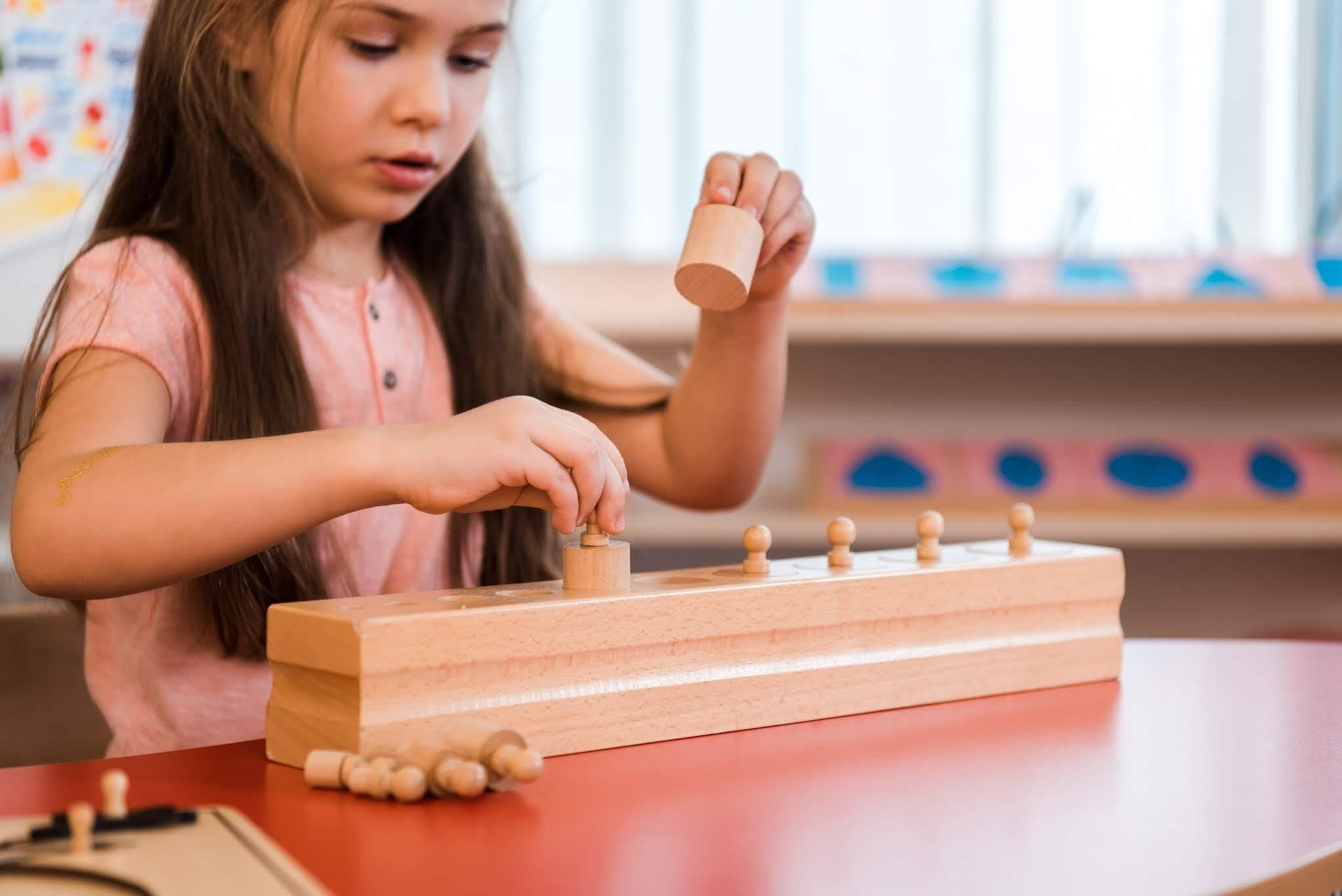 montessori childhood course