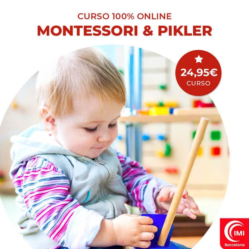 Curso Online Montessori Pikler