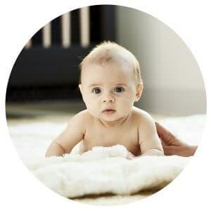 Desarrollo del moviento en bebes