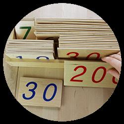 Curso Matemáticas Montessori Online