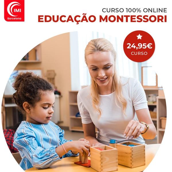 Curso Online Montessori Portugues