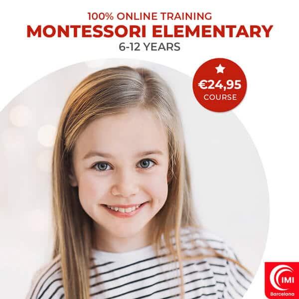 Montessori Elementary Course Online