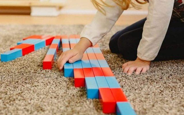 Material Montessoride Matemáticas ¿en qué consiste?