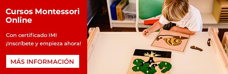 Cursos Montessori IMI