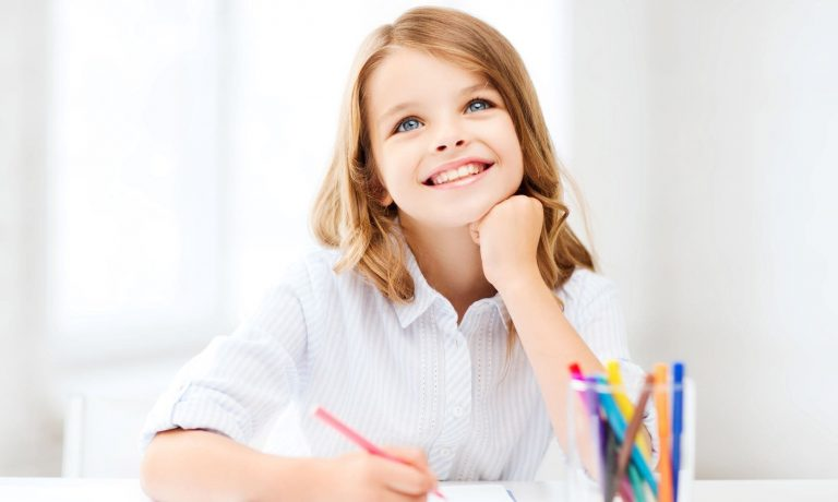 Montessori en casa para niña de 6 años