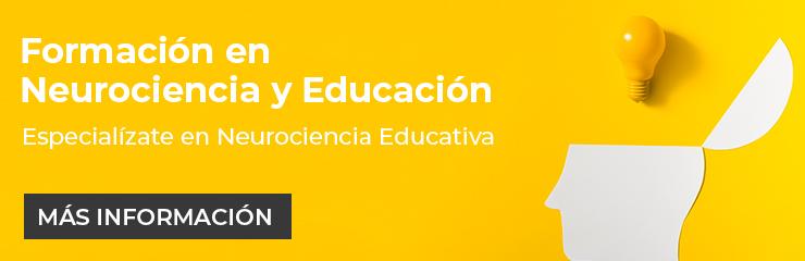 formación en neurociencia y educación