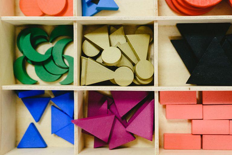 Lenguaje en Montessori - Material Montessori