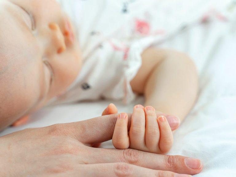 análisis del sueño en bebés