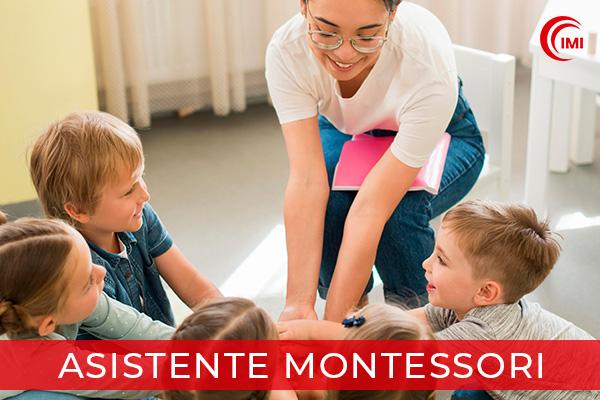 Formación Asistente Montessori IMI