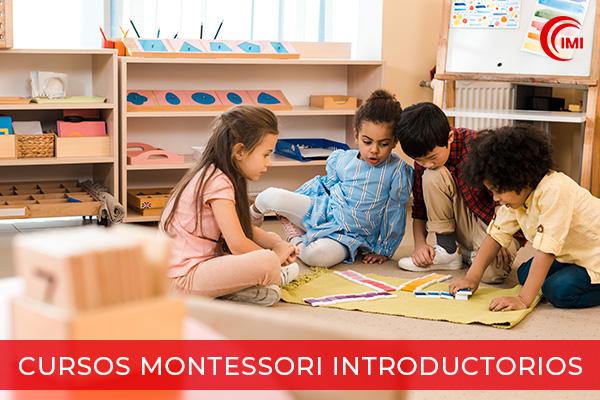 Cursos Montessori Montessori Institute