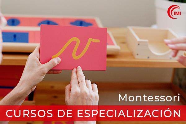 Formación Montessori IMI