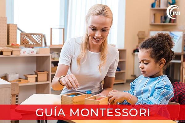 Formación Guía Montessori IMI